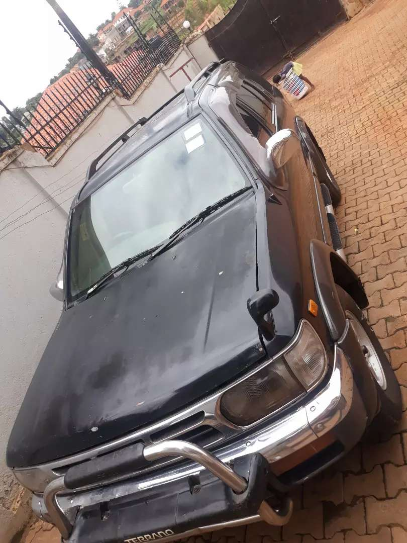 Quick sell for a Nissan terano 0