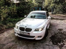BMW 525i 2005 M-packet
