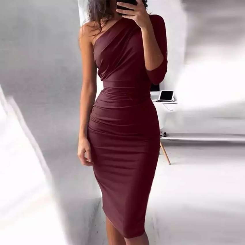 Bodycon gown 0