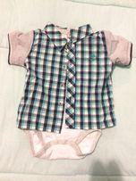 Бодик рубашка Timberland
