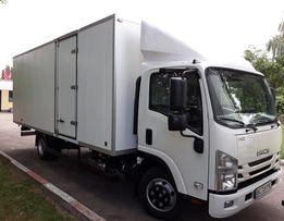 Производство промтоварных (мебельных) фургонов