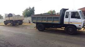 R100.RUBBLE Removal tlb hire services tipper truck hire