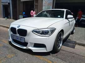 BMW 1series 116i automotic 2013 Msport for SELL