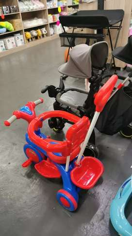 2 in 1 Lubbeez Tricycle for Kids selling @ R1250