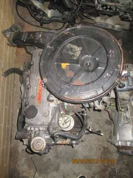 Mazda B5 1.5carb low mileage import engine for sale