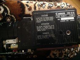 Продам оптику объектив от видеокамеры canon vm E1E