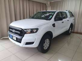 2016 Ford Ranger 2.2TDCi Double Cab 4x4 XL For Sale!