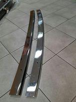 Сабля Накладка бампера ВАЗ 2107 ХРОМ передняя и задняя. Турция!