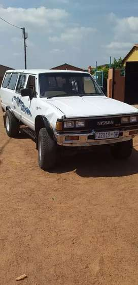 Bakkie for sale papers still in order