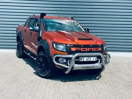 2015 Ford Ranger 3.2TDCi Double Cab Hi-Rider Wildtrak For Sale