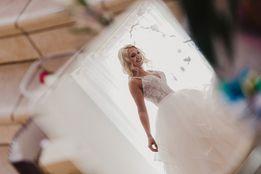 Suknia Mori Lee 2887 roz 34 XS/S Księżniczka Lubsko k. Zielonej Góry