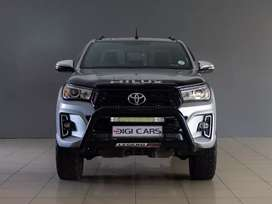 TOYOTA HILUX 2.8GD6 RAISED BODY RAIDER LEGEND 50 4X4 AUTOMATIC P/U D/C