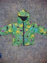 Куртка ветровка с монстриками