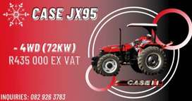 JX95 (72KW, 4wd) CASE  Tractor