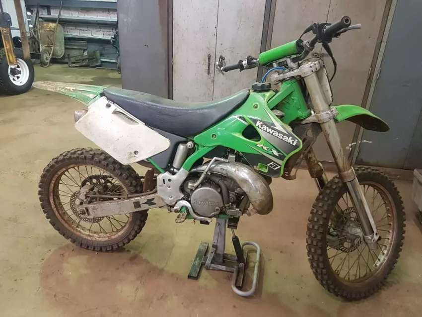 Kx250 2 st spares only 0