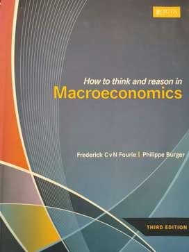 How to think and reason in Macroeconomics
