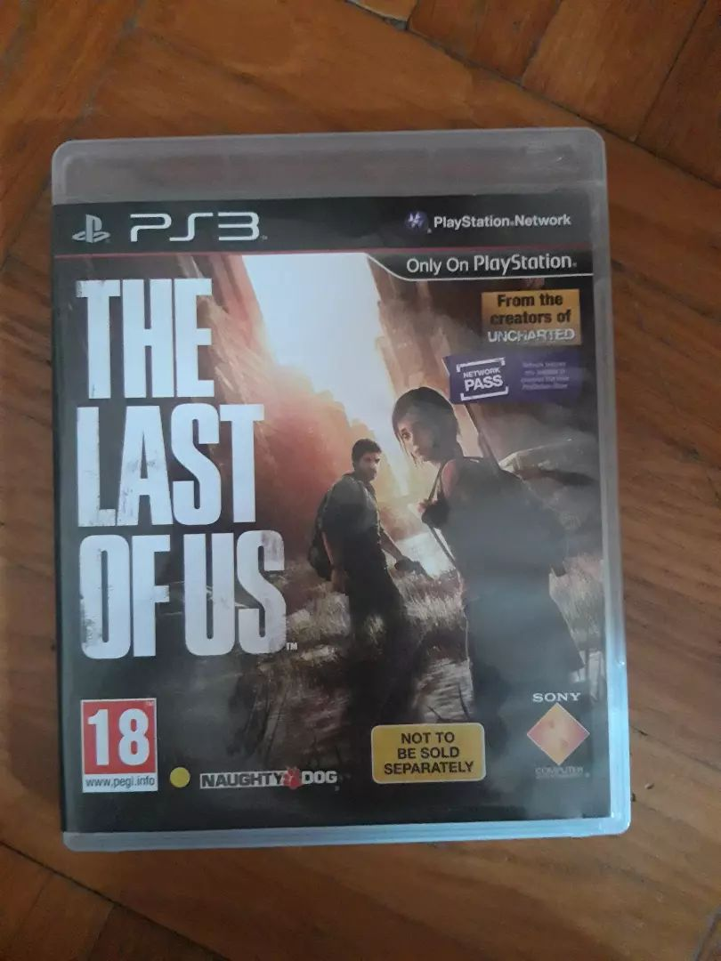 The last of us ps3 0
