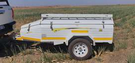 Challenger 6 Foot Luggage trailer