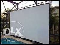 Projector Screens for hire 0