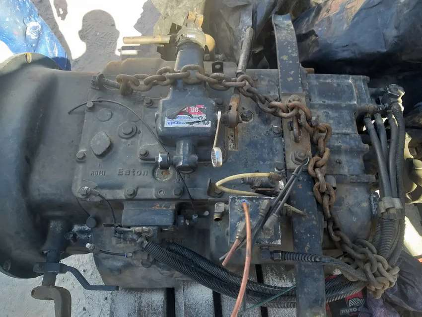 ISX Engine breaking up for sale 0