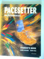 Pacesetter Student's book pre-intermediate- D. Strange