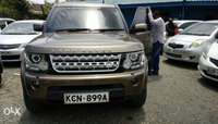 Landlover Discovery 4.5m 0
