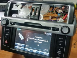 Магнитола для Toyota Land Cruiser 150 2013-15 Touch II оригинал