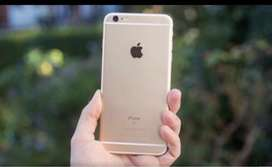 Selling my iphone  6s plus 128gb gold