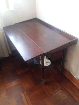 Coffee table and dining room table