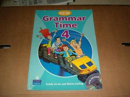 New Grammer Time 4 - Jervis, Carling