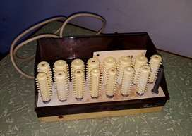 Vintage Moulinex Electric Curlers