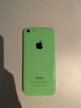 Dead iPhone 5C with usable parts