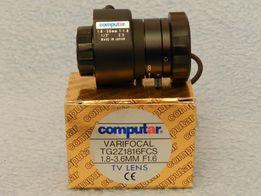 Szerokokątny obiekyw japoński 1,8-3,6 mm DC