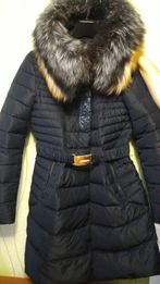 Пальто зимнее холлофайбер
