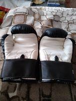 Боксерские перчатки кожзаменитель - 6oz.