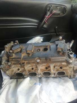 I'm selling those parts