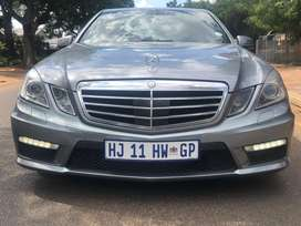 E63 S Mercedes Benz AMG 2011 mint condition and full panaromic roof