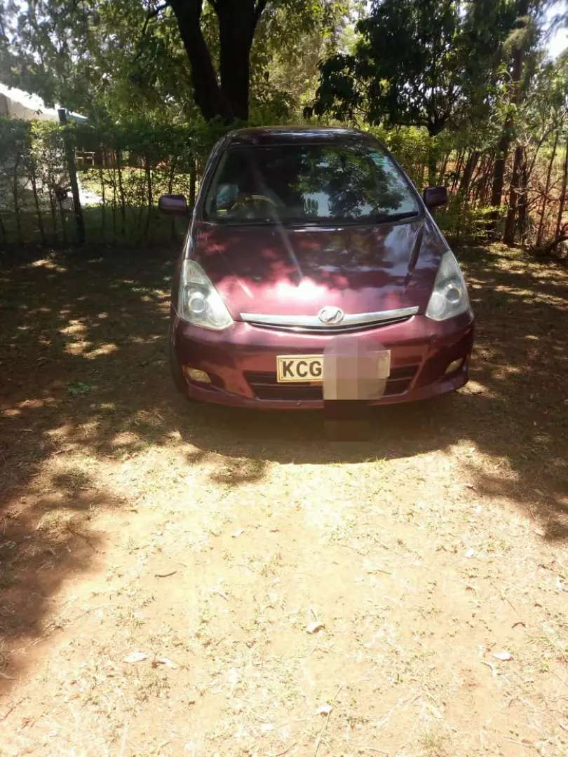 Well maintained Toyota wish 0
