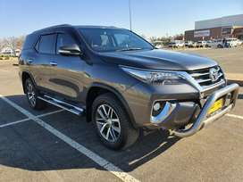 2017 Toyota Fortuner 2.8 GD-6