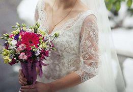 Свадебное платье / Весільна сукня ( Анна Челишкіна )