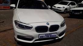 BMW 1 Series 118i Sunroof Mperformance