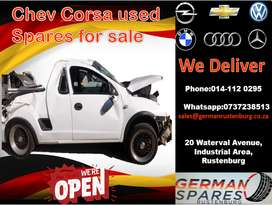 Chev Corsa utility used spare parts for sale