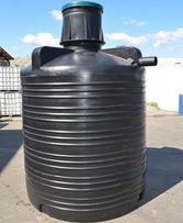 Выгребная яма, септик 5000, 3000, 2000, 1000 л канализация, бочка, бак