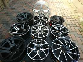 Loose Mags-Rims-Sparemagwheels-For Sale-Pcd-4x100/4x108/5x100/5x114/6x