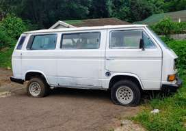 VW MICROBUS STRIPPING WITH LOGBOOK URGENT SALE