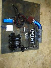 Image of Ecu System VW 2.0l 8V