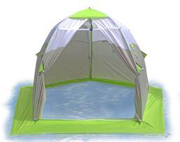Палатка для зимней рыбалки Лотос 3 Универсал. Модель 2016 года.
