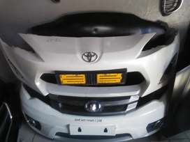 TOYOTA GT 86 BUMPERS 2021 MODEL