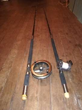 Boat rods and reels for sale