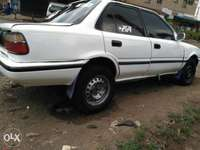 Toyota corolla AE 91 (Nice deal) Owner 0